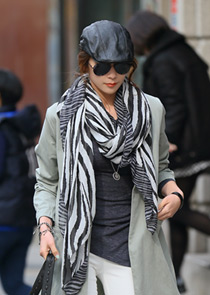 "472803 - <br> <font color=""878787""><font face=""굴림"">モノゼブラ-scarf</font></font>"