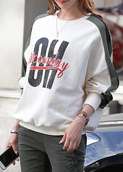 488720 - オーモンドマンツーマンTシャツ