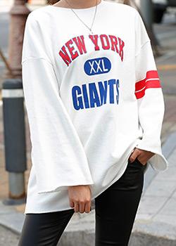488957 - ザイド捺染Tシャツ